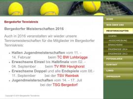 Bergedorfer Tenniskreis